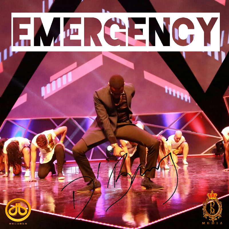 Exclusive: D'Banj - Emergency