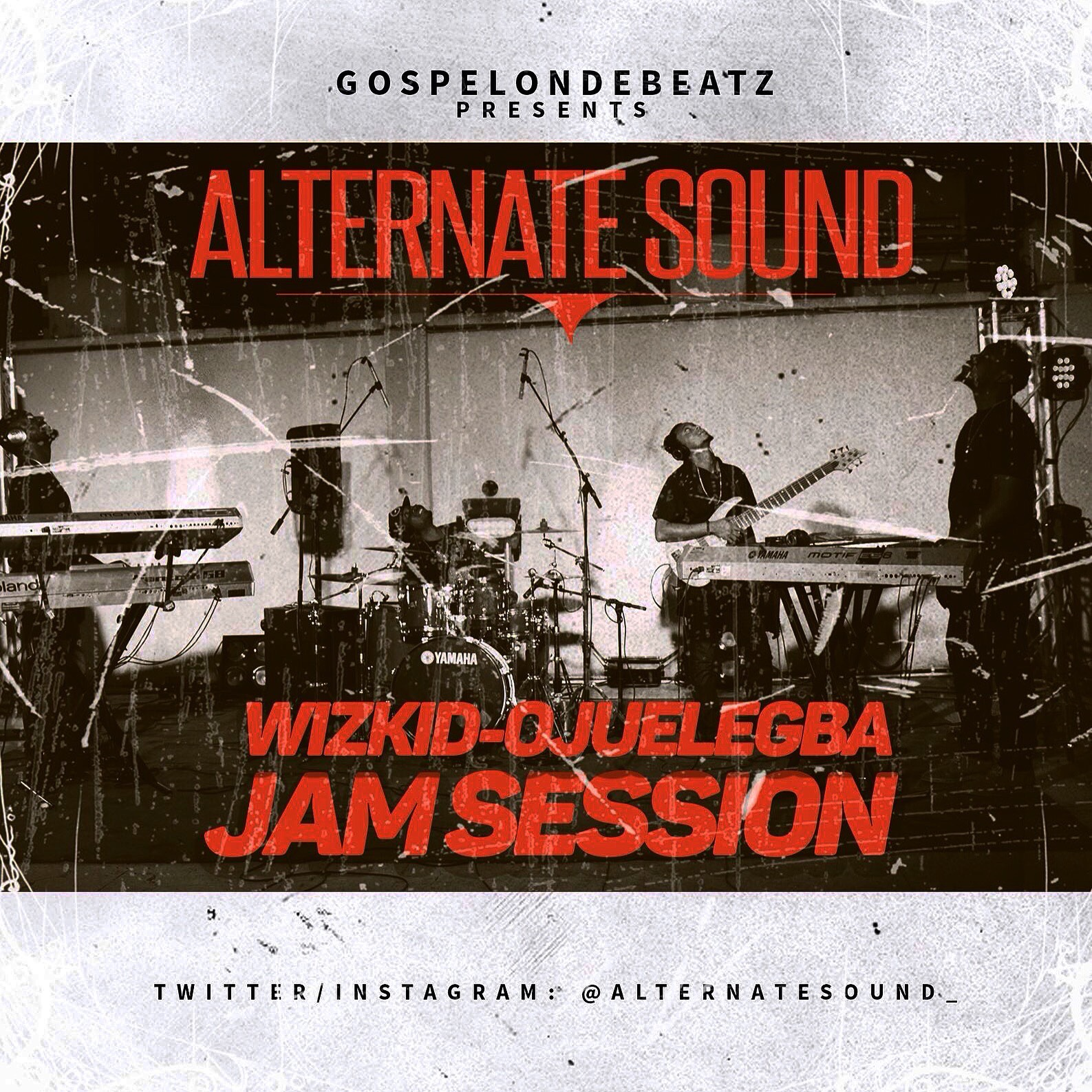 VIDEO: GospelOnDeBeatz x Alternate Sound x Wizkid - Ojuelegba (Live Jam Session)