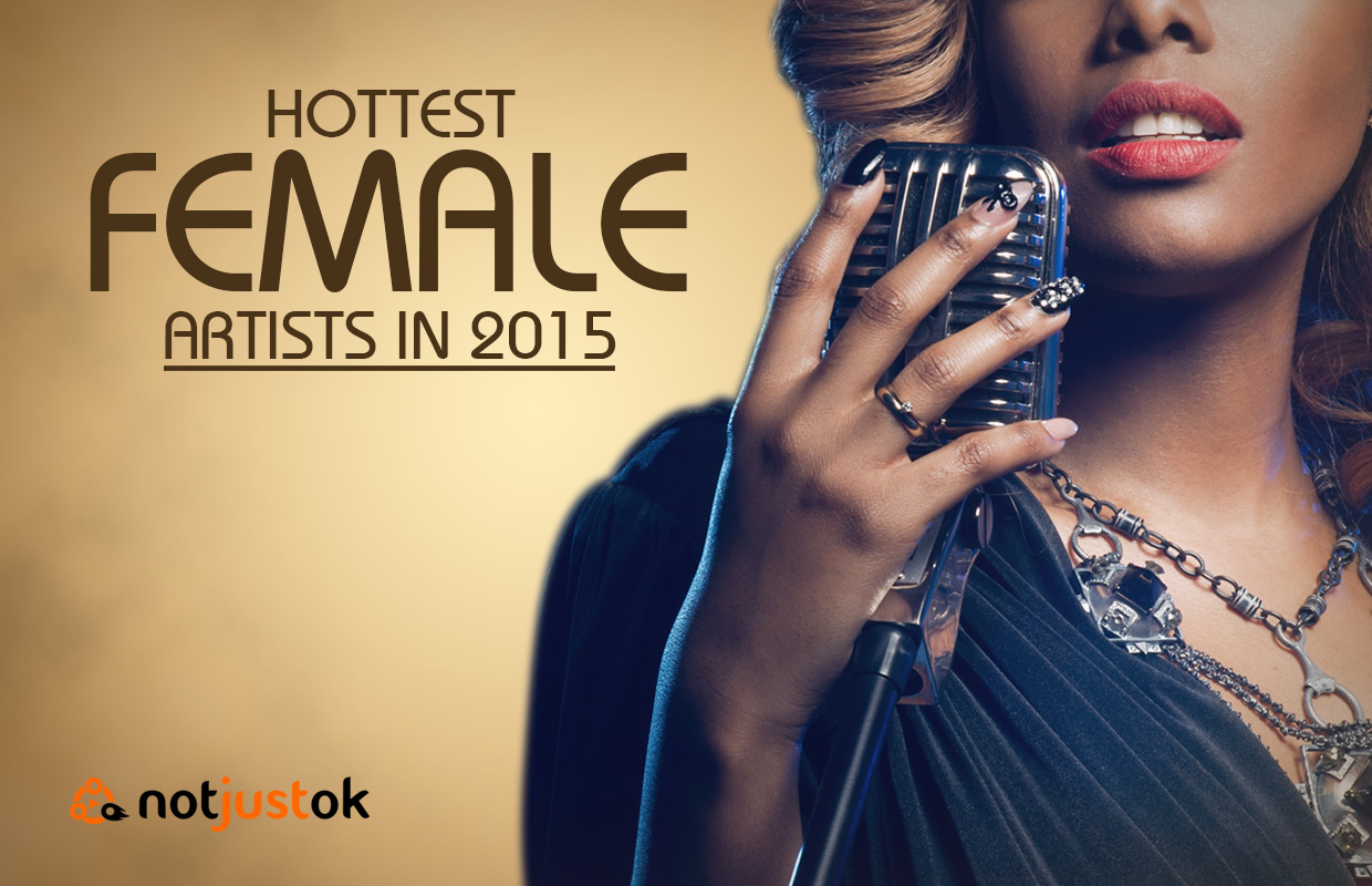 The 5 Hottest Female Artists In Nigeria 2015| #TheList