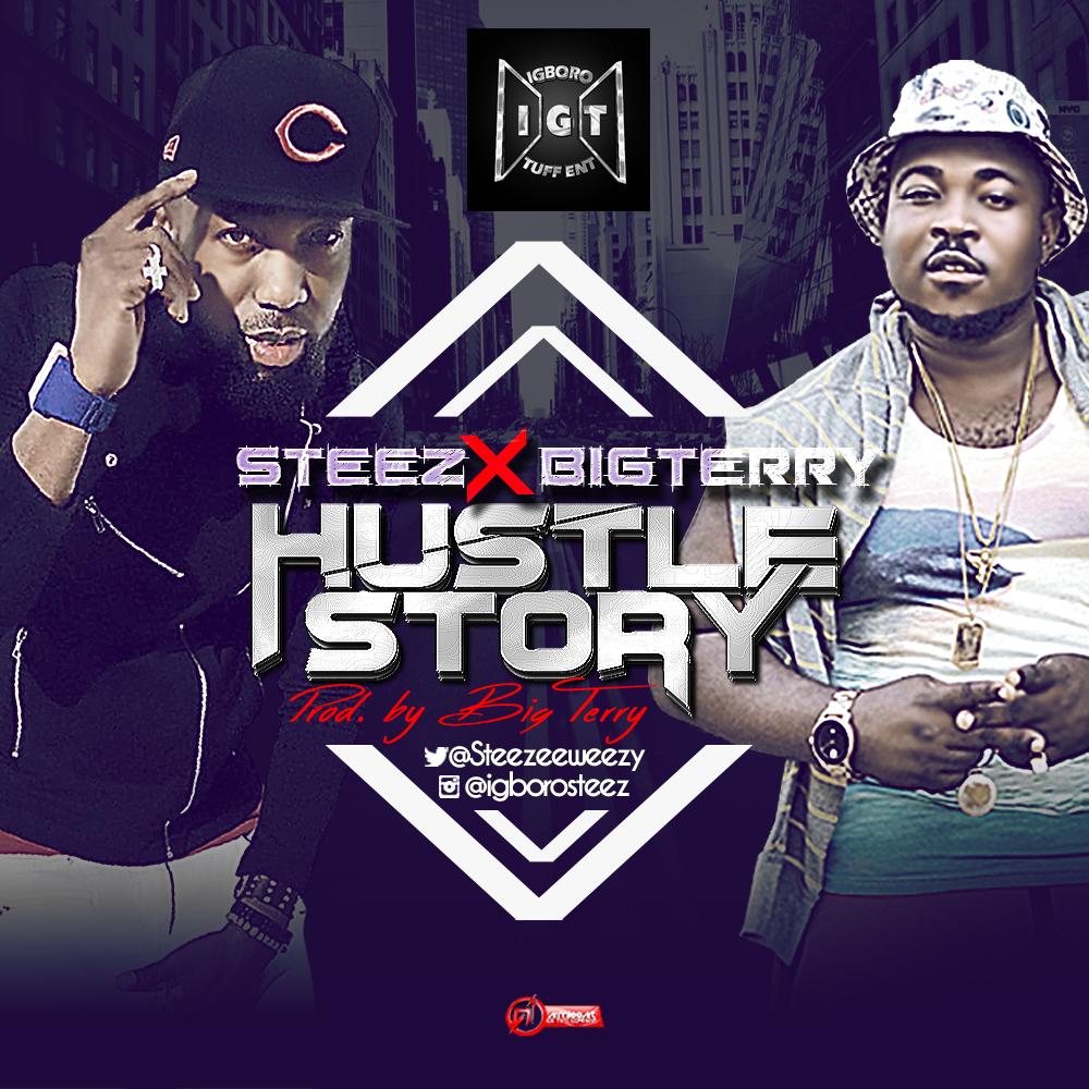 Steez ft. Big Terry - Hustle