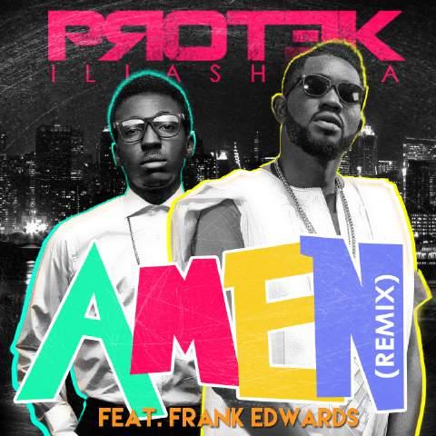 Protek - Amen (Remixes)