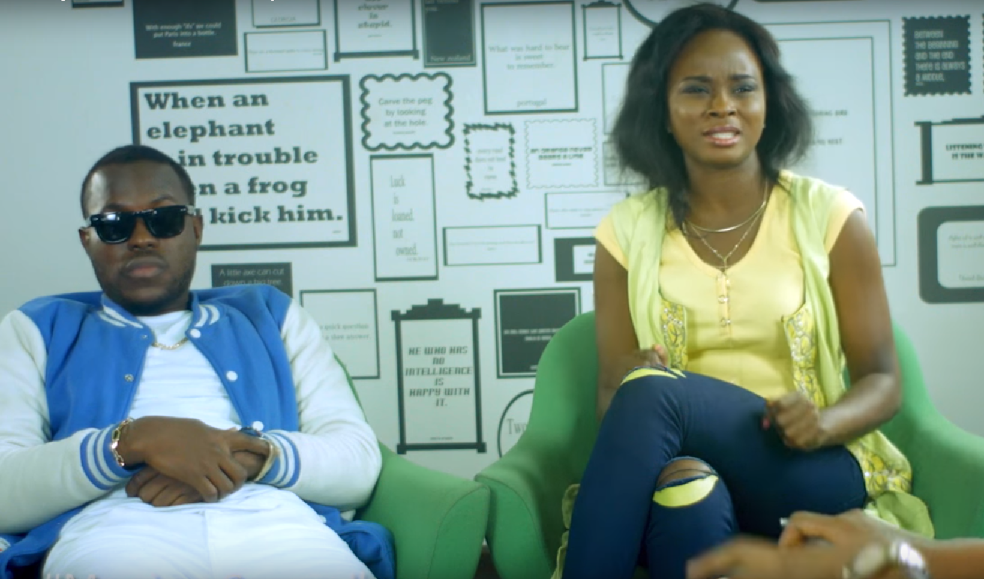 VIDEO: Marriage Counsellor (Ep. 6) | M.I & Waje