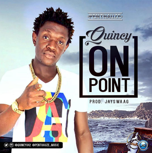 Quincy - On Point (Prod. Jay Swaag)