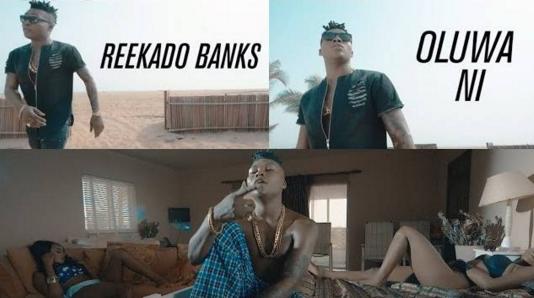 VIDEO PREMIERE: Reekado Banks - Oluwa Ni