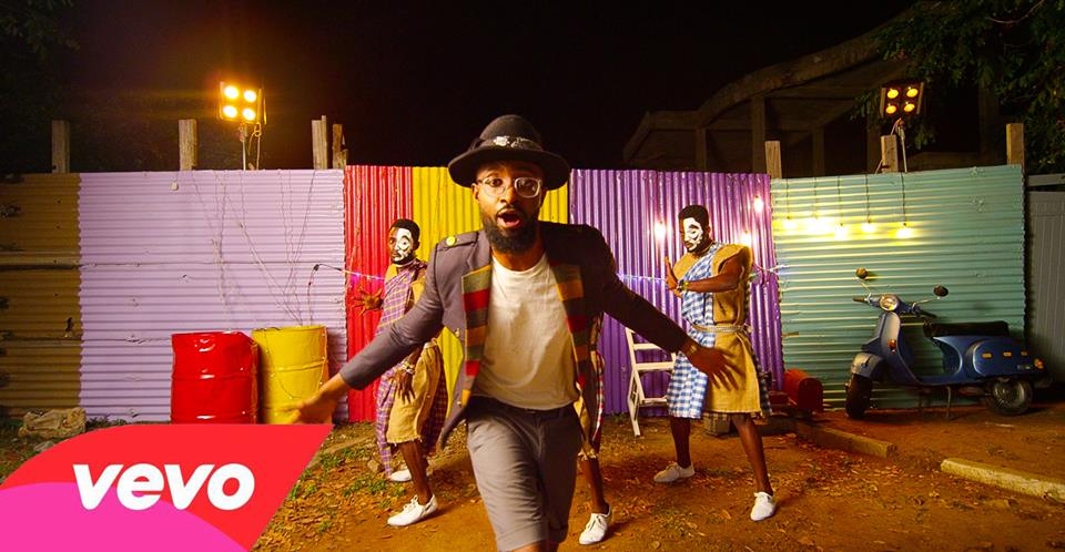 VIDEO: Ric Hassani - Double Double