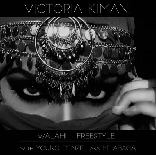 Victoria Kimani x M.I Abaga - Walahi (Runtown Cover)