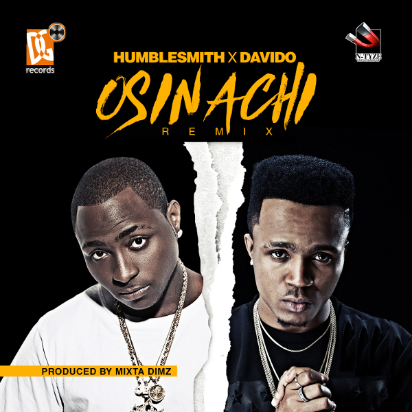 Humblesmith ft. Davido - Osinachi (Remix)