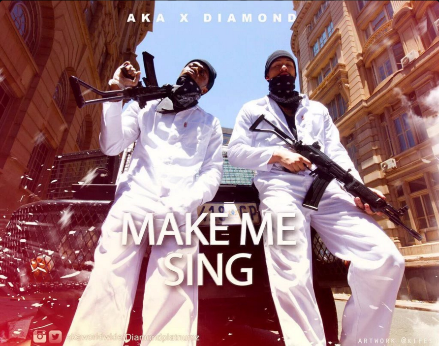 AKA Diamond Make Me Sing