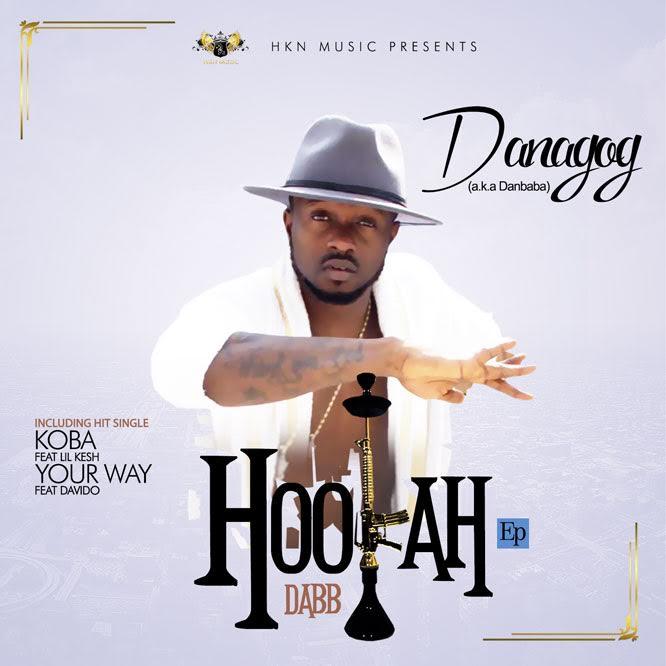 Danagog Hookah Dab EP