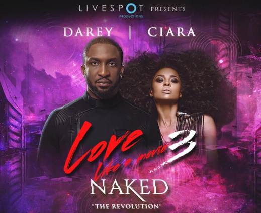 VIDEO: Highlights From Darey And Ciara's LLAM 3