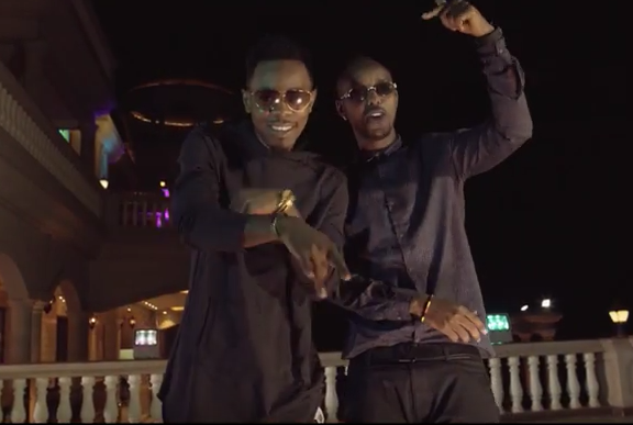 VIDEO: Eddy Kenzo ft. Patoranking - Royal