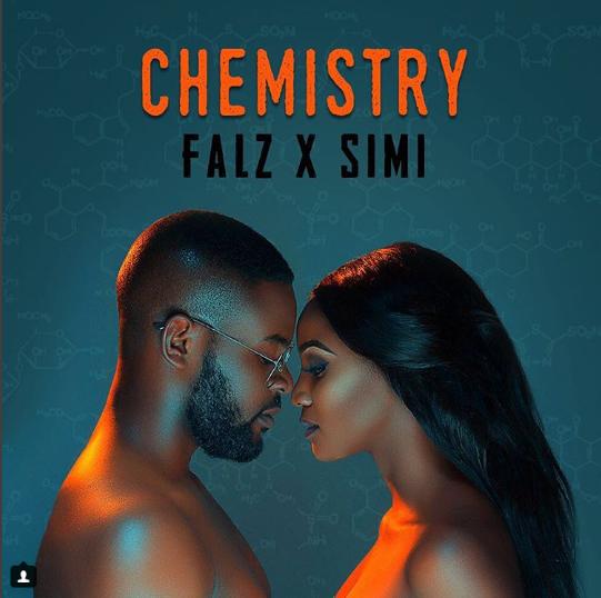 Falz Chemistry Art Cover
