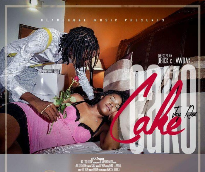 Jay Rox Cake video