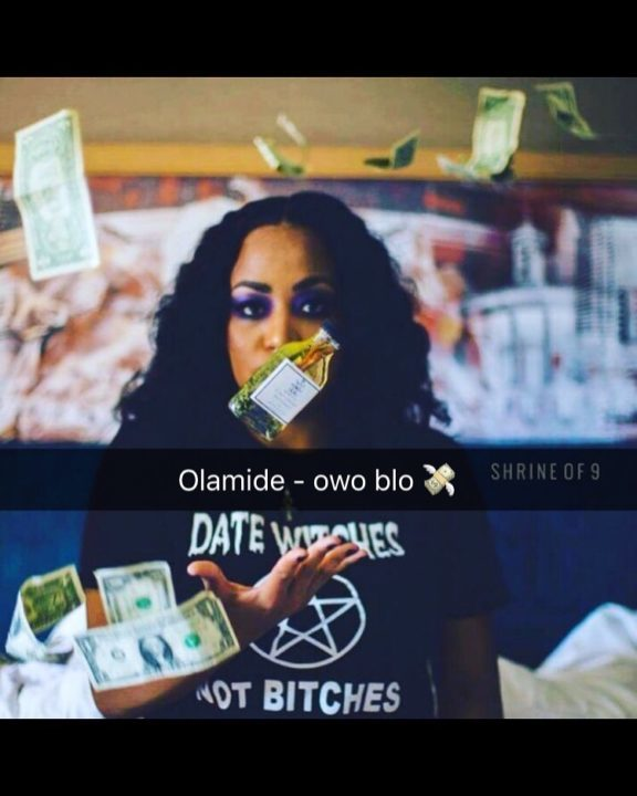 VIDEO PREMIERE: Olamide - Owo Blow