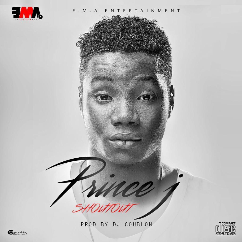 Prince J - Shoutout (prod. Dj Coublon)