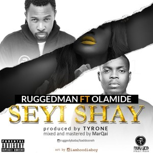 Ruggeman x Olamide_Seyi Shay Artwork