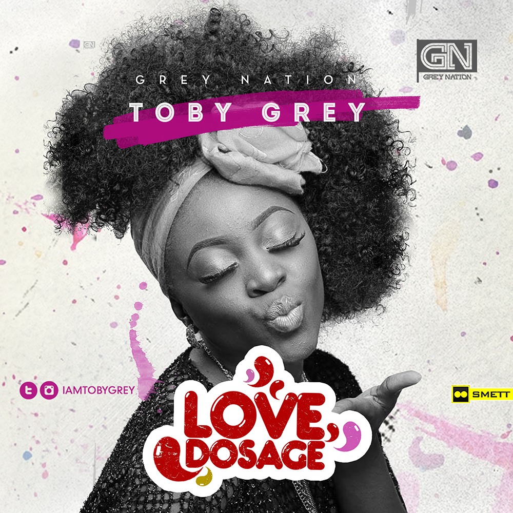 Toby Grey - Love Dosage (prod. Dapiano)
