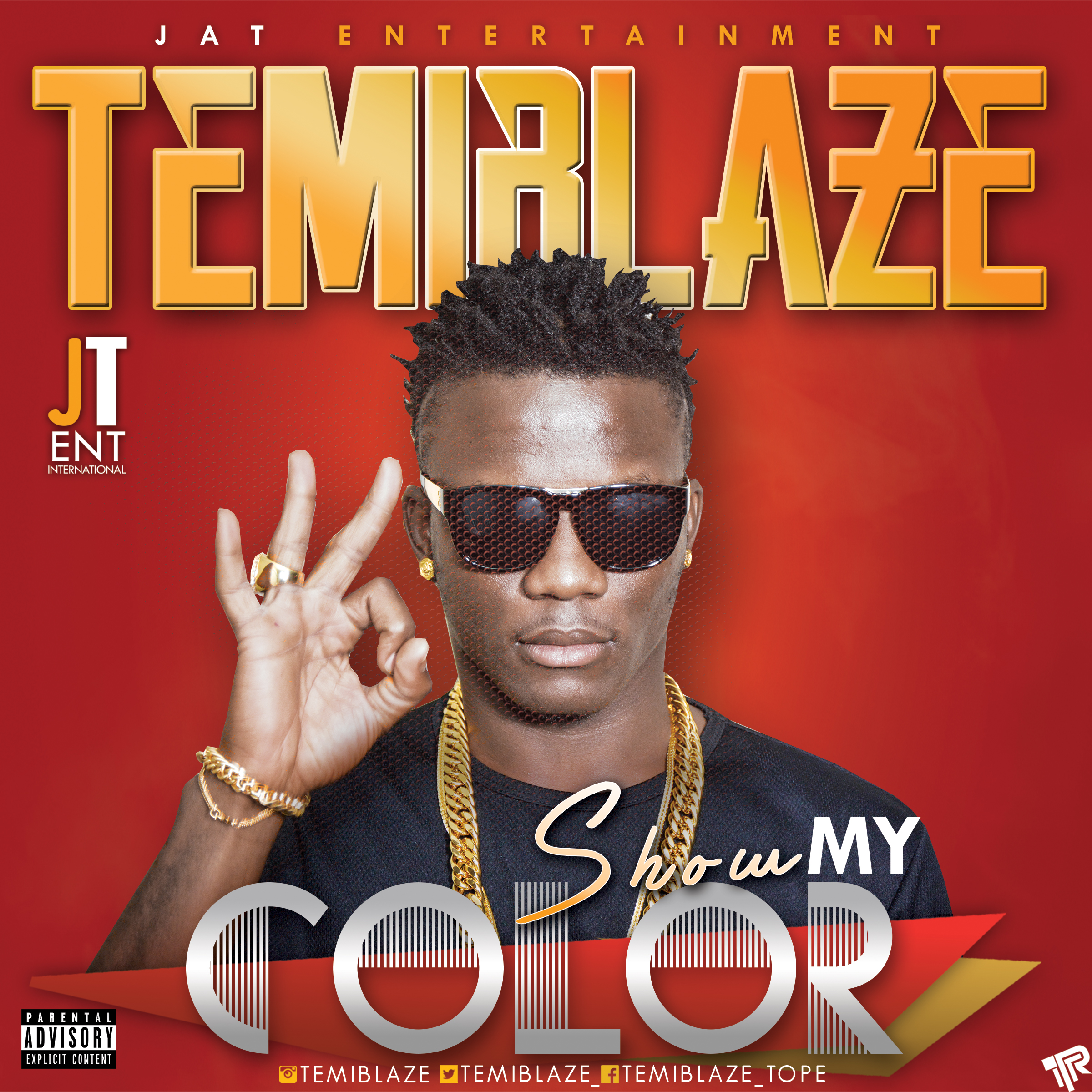 YemiBlaze - Show My Color