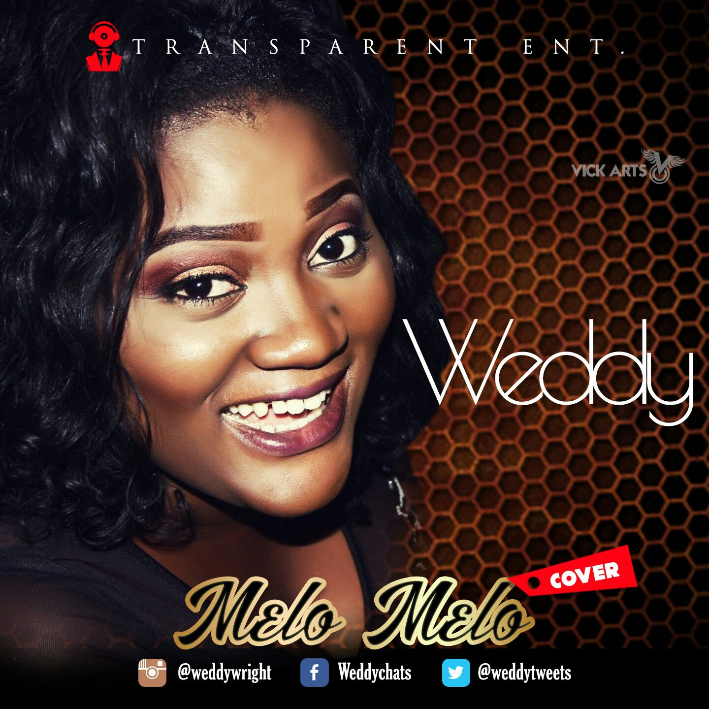 Weddy - Melo Melo (Rock Cover) | Prod. by Johnny Drille