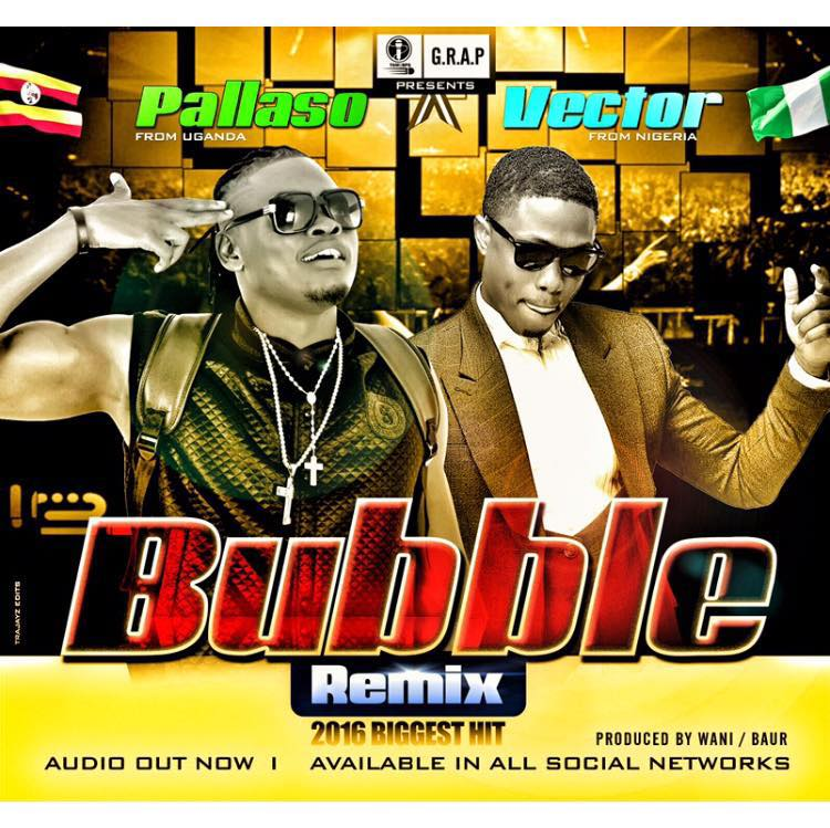 Pallaso ft. Vector - Bubble (Remix)