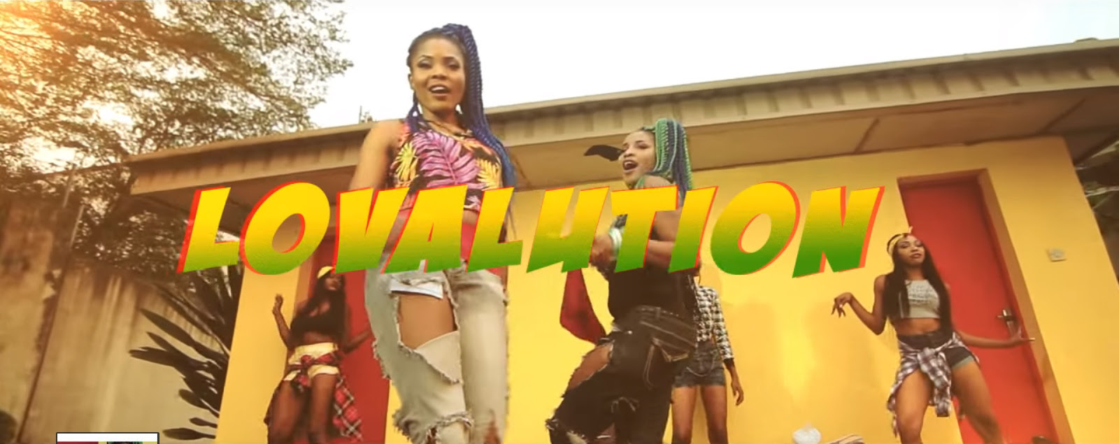 D'Adshas - Lovalution - Video