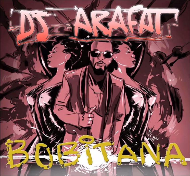 DJ Arafat Bobitana Art