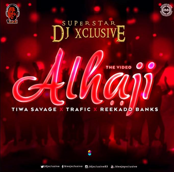 DJ Xclusive Alhaji Art