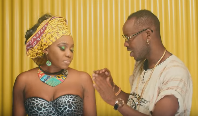 VIDEO: Eddy Kenzo ft. Niniola - Mbilo Mbilo (Remix)