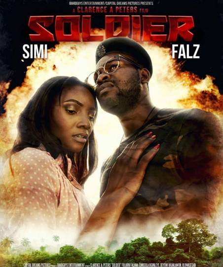 VIDEO: Falz - Soldier ft. SIMI