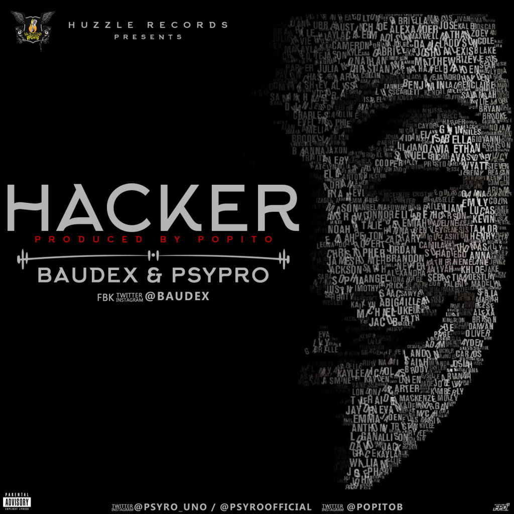 Baudex X Psypro - Hacker (prod. by Popito)