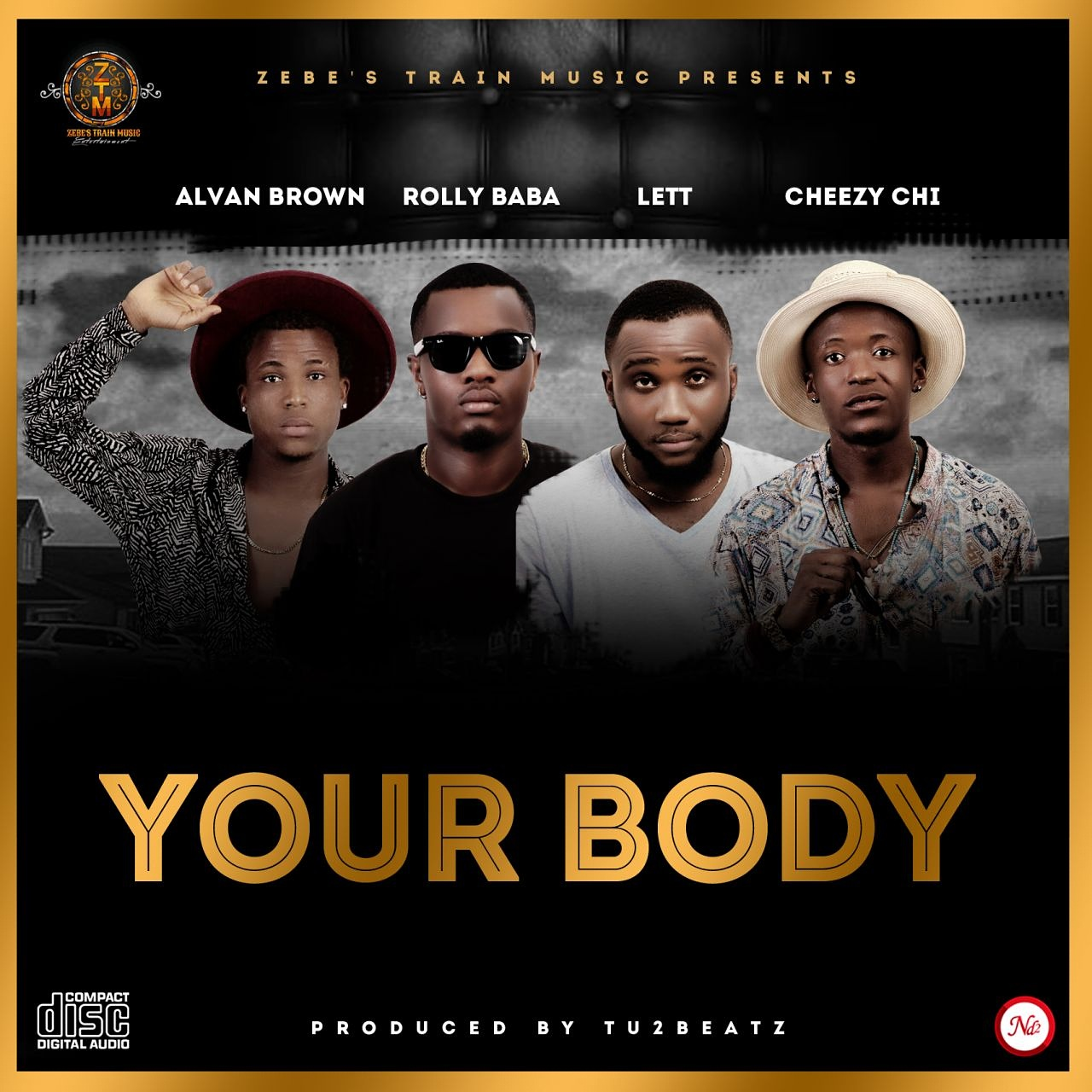 ZTM All Stars - Your Body