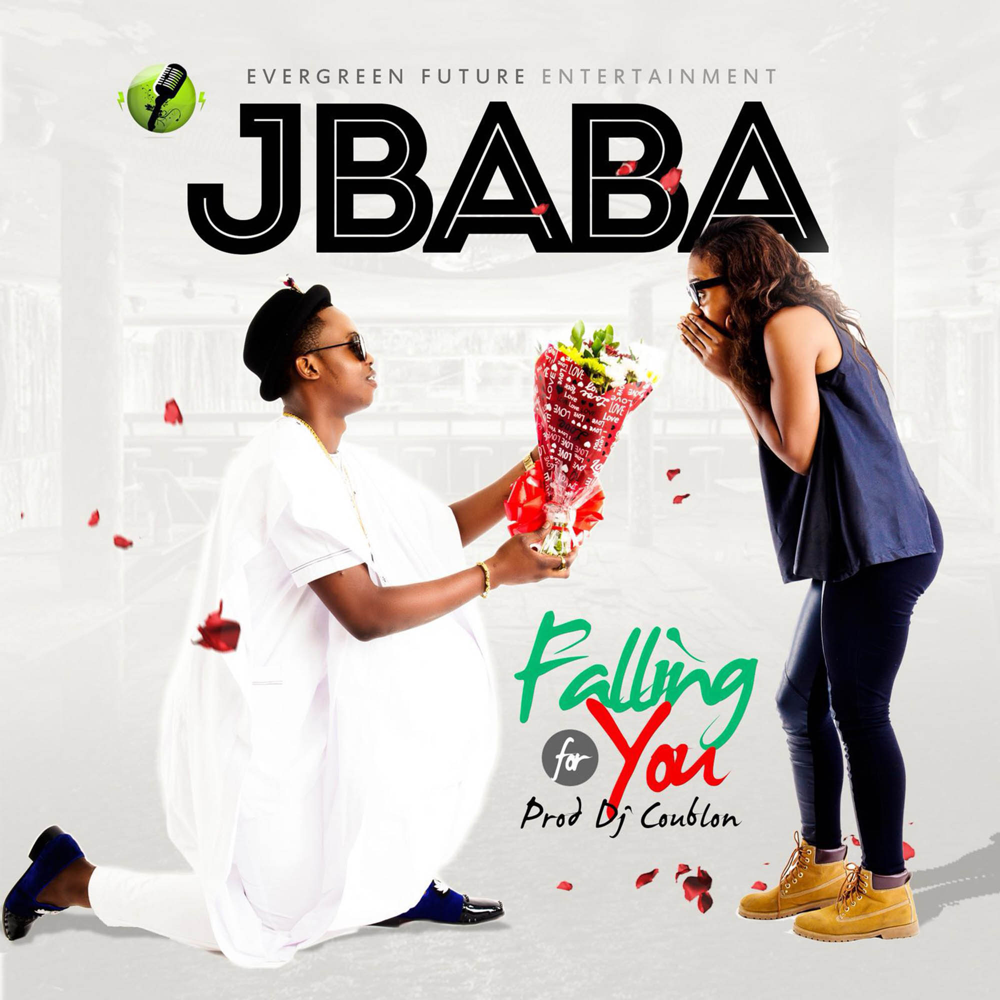 J-Baba - Falling For You (Prod. by DJ Coublon)