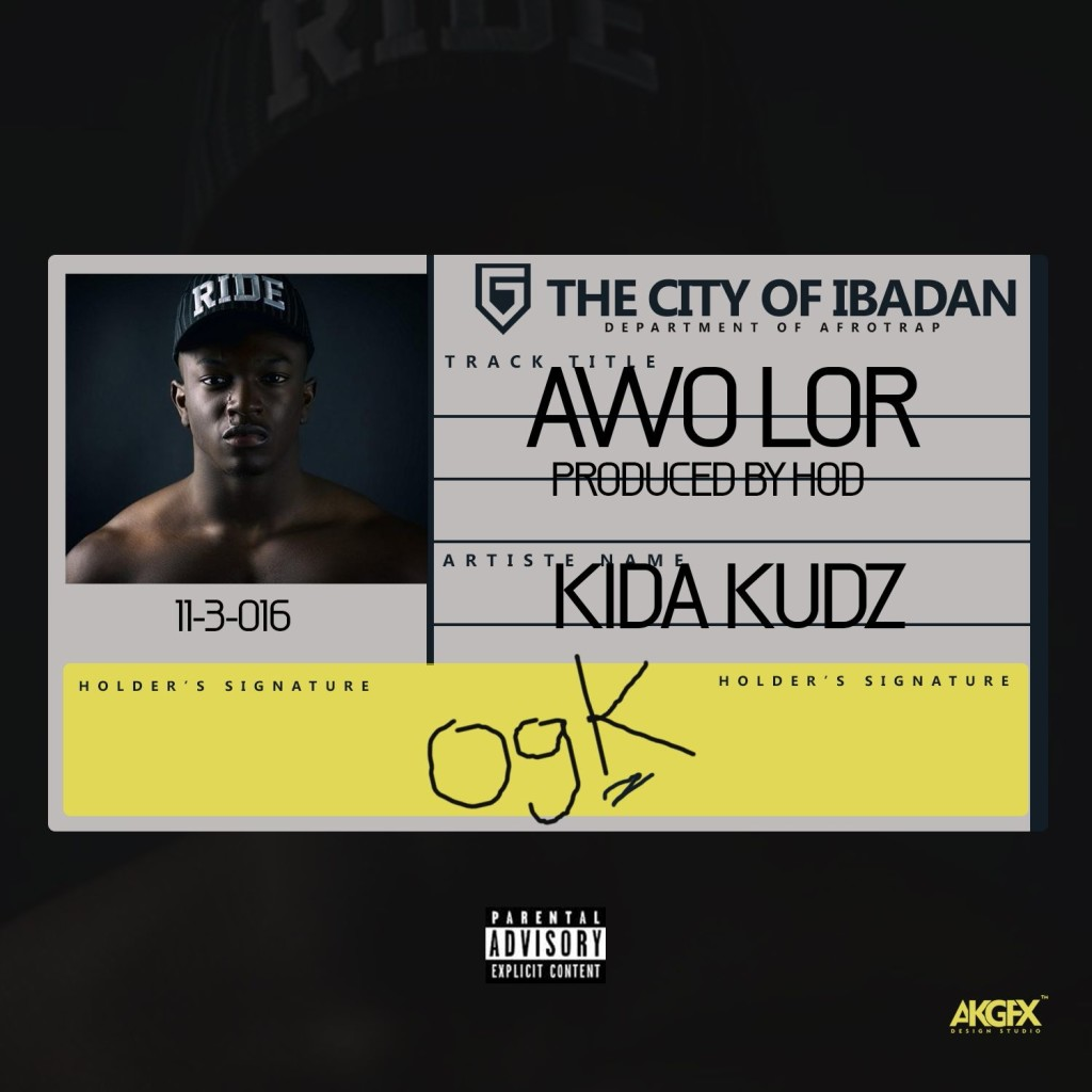 Kida Kudz - Awo Lor (prod. HOD)