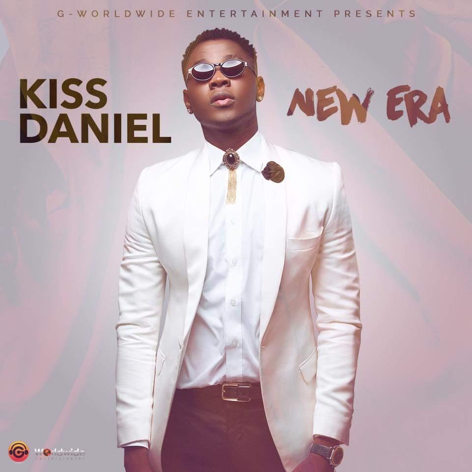 "Kiss Daniel Unveils Debut Album Art ""New Era"""