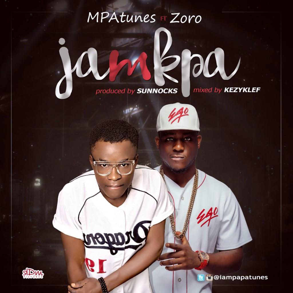 MPAtunes ft. Zoro - Jamkpa