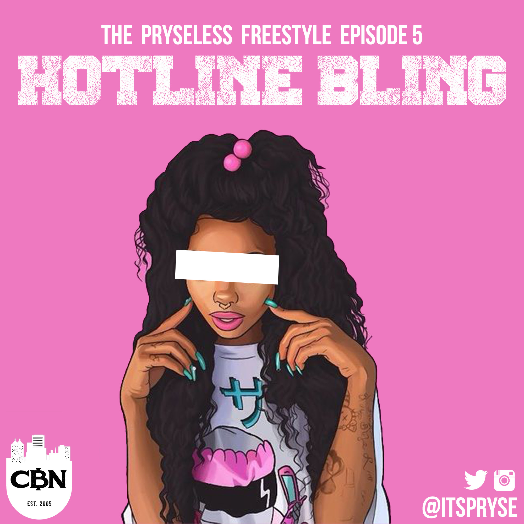 Pryse Hotling Bling