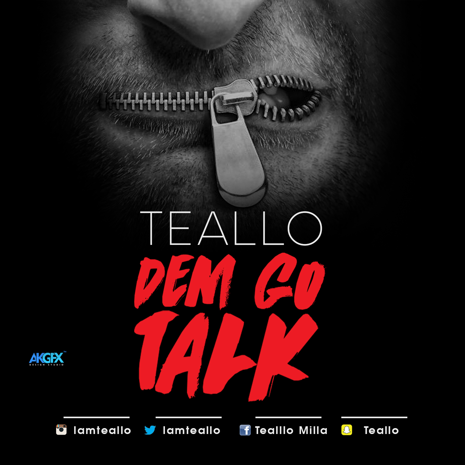 Teallo - Dem Go Talk