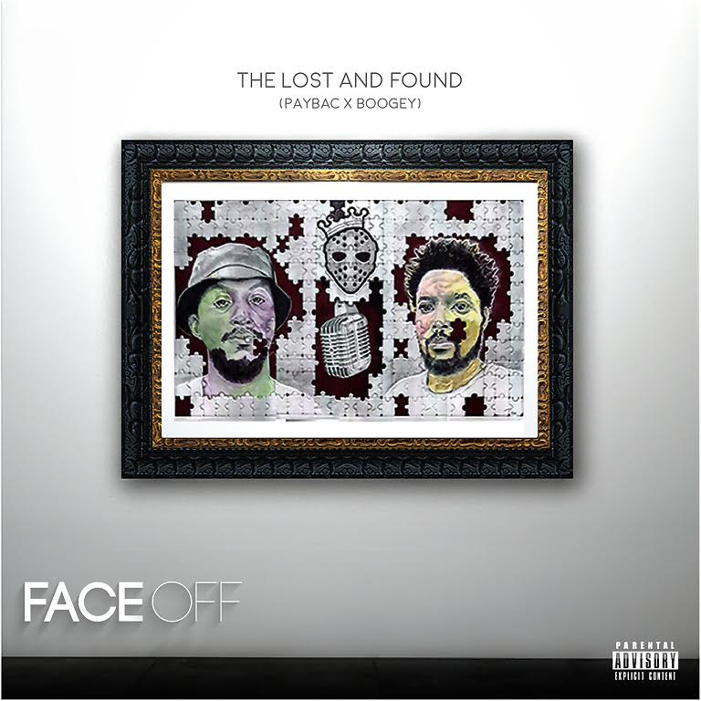 The Lost and Found FaceOFF Art