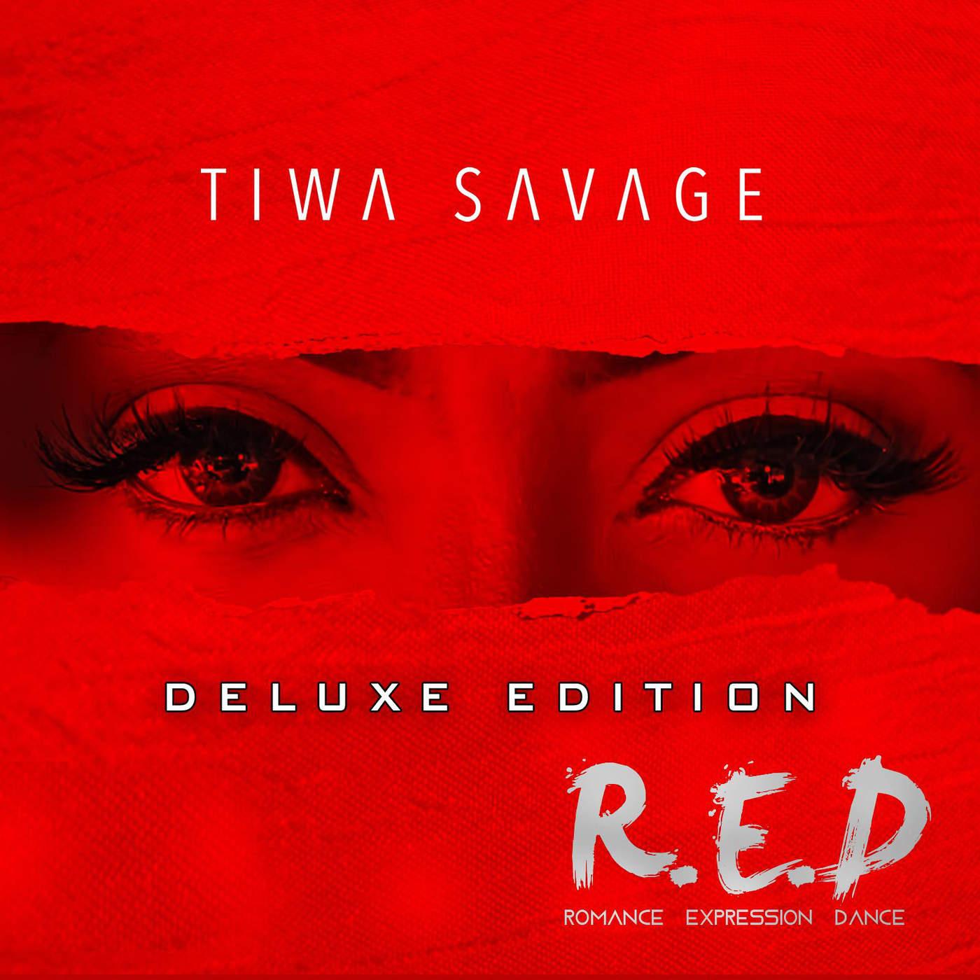 Tiwa Savage R.E.D Deluxe Edition