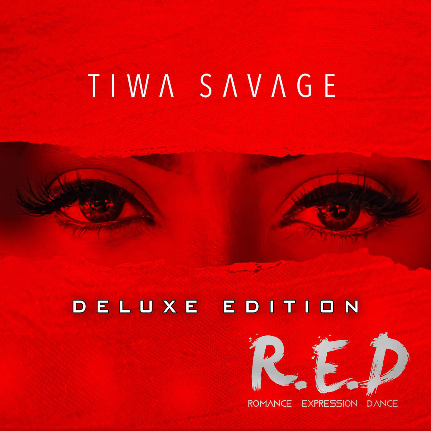 Tiwa Savage R.E.D Deluxe Edition