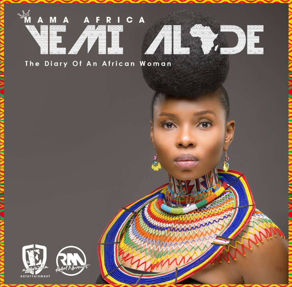 Yemi Alade ft. Sarkodie - Ego | Mama Africa ALBUM NOW OUT
