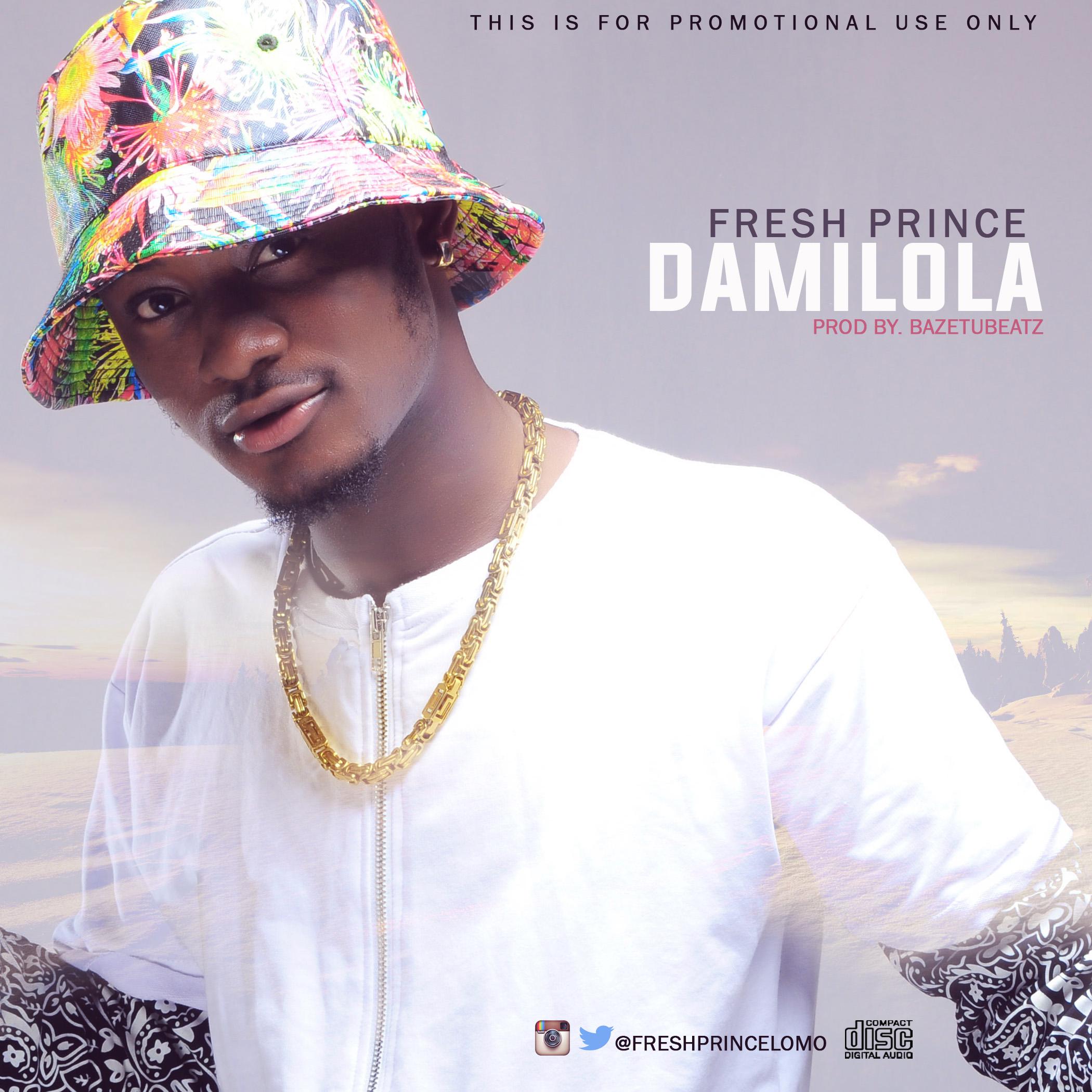 Fresh Prince - Damilola