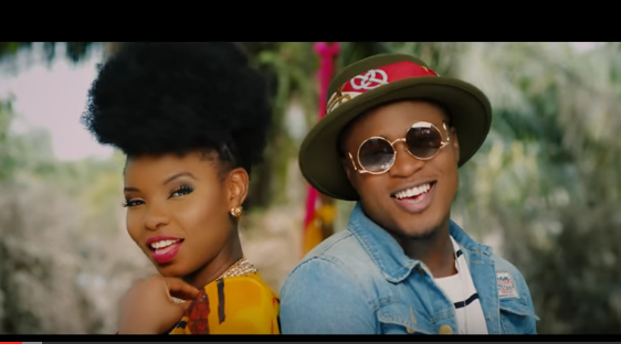 VIDEO: Yemi Alade ft. Jeff - Kissing (Remix)