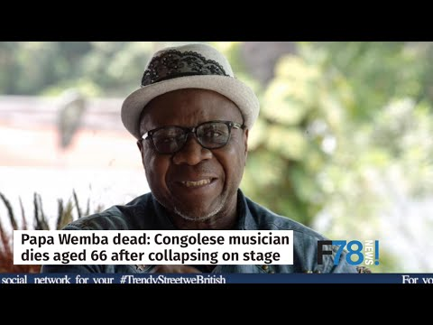 F78 NEWS: Papa Wemba dies on stage, Prince, Beyoncé Sings About Cheating X More