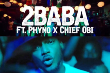 VIDEO: 2Baba – Coded Tinz ft. Phyno & Chief Obi
