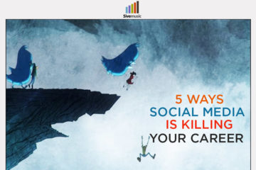 5 Ways Social Media is Killing Your Career