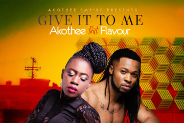 VIDEO: Akothee ft. Flavour – Give It To Me (Prod. Masterkraft)