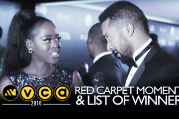 AMVCA 2016: Red Carpet Moments & List of Winners