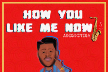 Adegboyega – How You Like Me Now