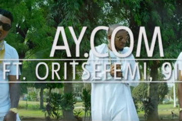 VIDEO: AY.COM – Capital G.O.D ft. 9ice & Oritse Femi